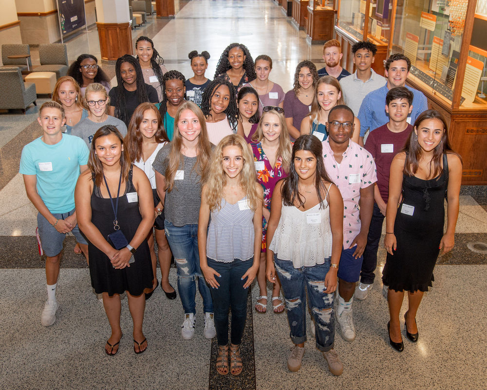 2018 Science and Engineering Scholars